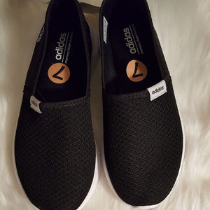 adidas Shoes - New Adidas Lite Racer Womens Black Sneakers Size 7